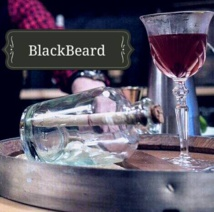 Blackbeard par Clément Lepage / Bacardi Legacy 2016