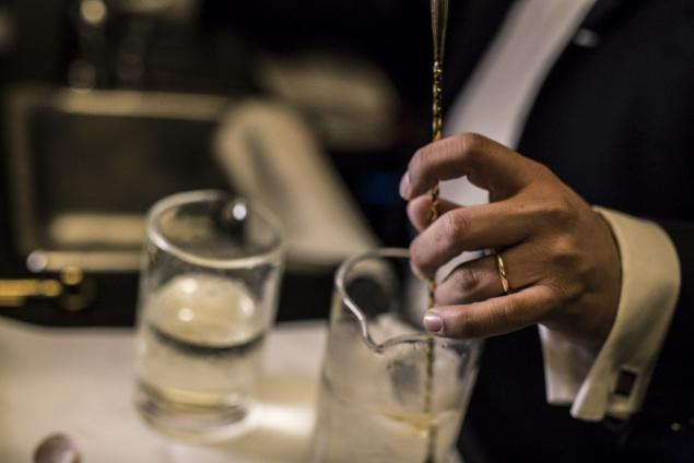 Crédit photo : Philippe Lévy pour la Paris Cocktail Week