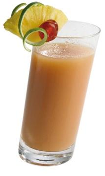 Le Madinina, une recette Caraïbos