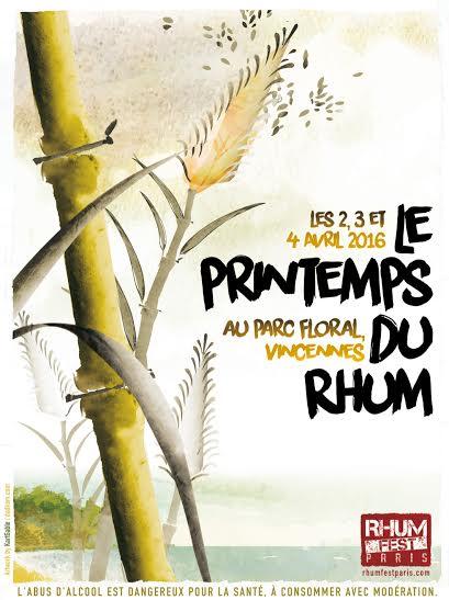 Rhum Fest Paris : les nouveautés pour 2016