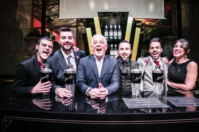 Bacardi Legacy 2016 : les noms des finalistes d'Europe du sud sélectionnés pour la finale Monde