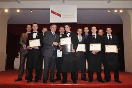 Trophée Mumm 2008 : la victoire de Clément Julien et de Yoann Gramoulle