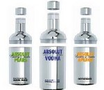 Absolut cocktail shaker