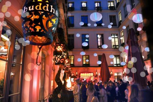 Le Buddha-Bar Hotel Paris en mode été 2016