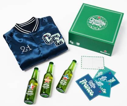 Countries Edition by Heineken