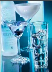 Cocktail des Profondeurs by Belvedere
