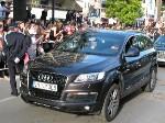 Audi à Cannes