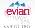 Détente au Festival de Cannes : Evian Royal Spa