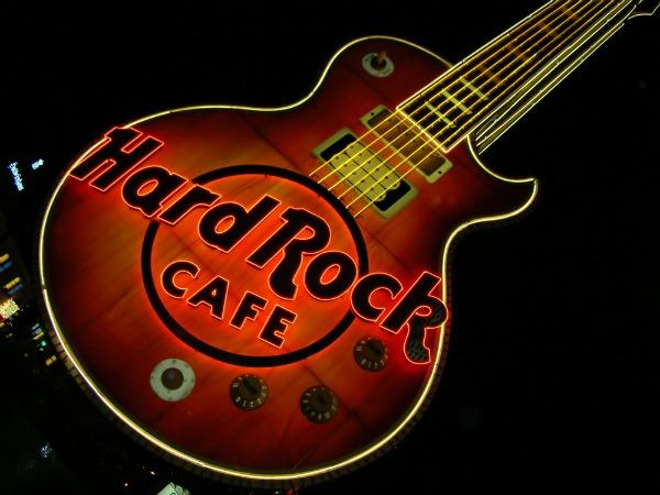 Hard Rock Cafe débarque à Lyon