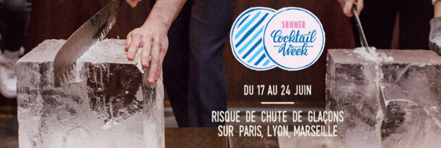 La Summer Cocktail Week en France : le programme