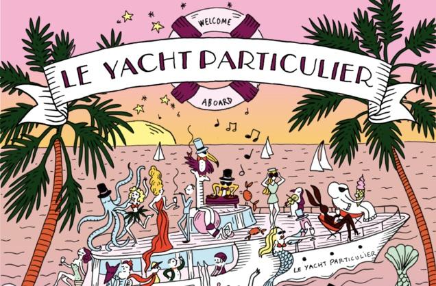 Cannes 2016 : Le Yacht Particulier