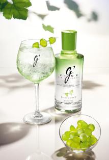 Recette Cocktail Perfect Serve G'vine-Tonic