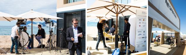 Nespresso à Cannes