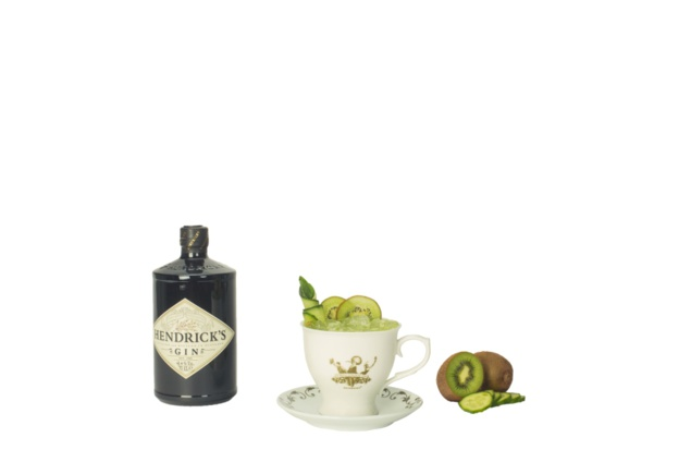 Cocktails estivaux by Hendrick's