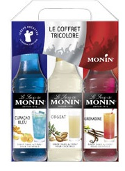 Coffret tricolore by MONIN