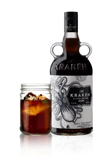 "Cocktail ""Kraken Cola®"" by Kraken"