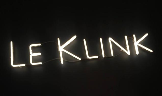 Inauguration du bar Le Klink à Paris