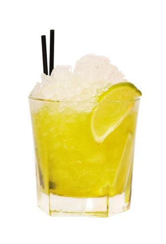 "Cocktail ""Aguacanina"" // DR"
