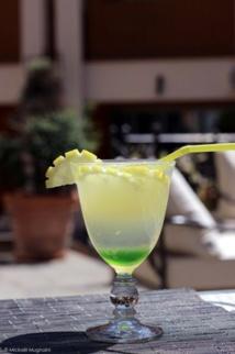 Cocktails d'été 2016 à l'Hôtel Ellington de Nice