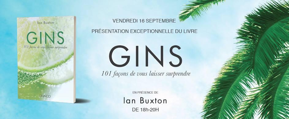 Ian Buxton x 101 Gins