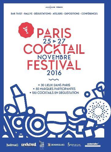 Paris Cocktail Festival 2016