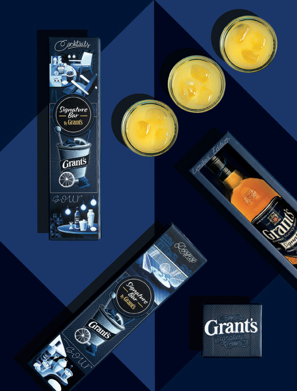 Grant's X Jeanspézial