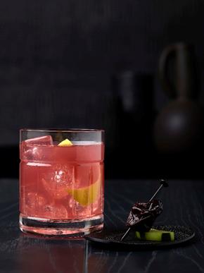 """Cocktail """"Pour Des Prunes"""" // DR"""