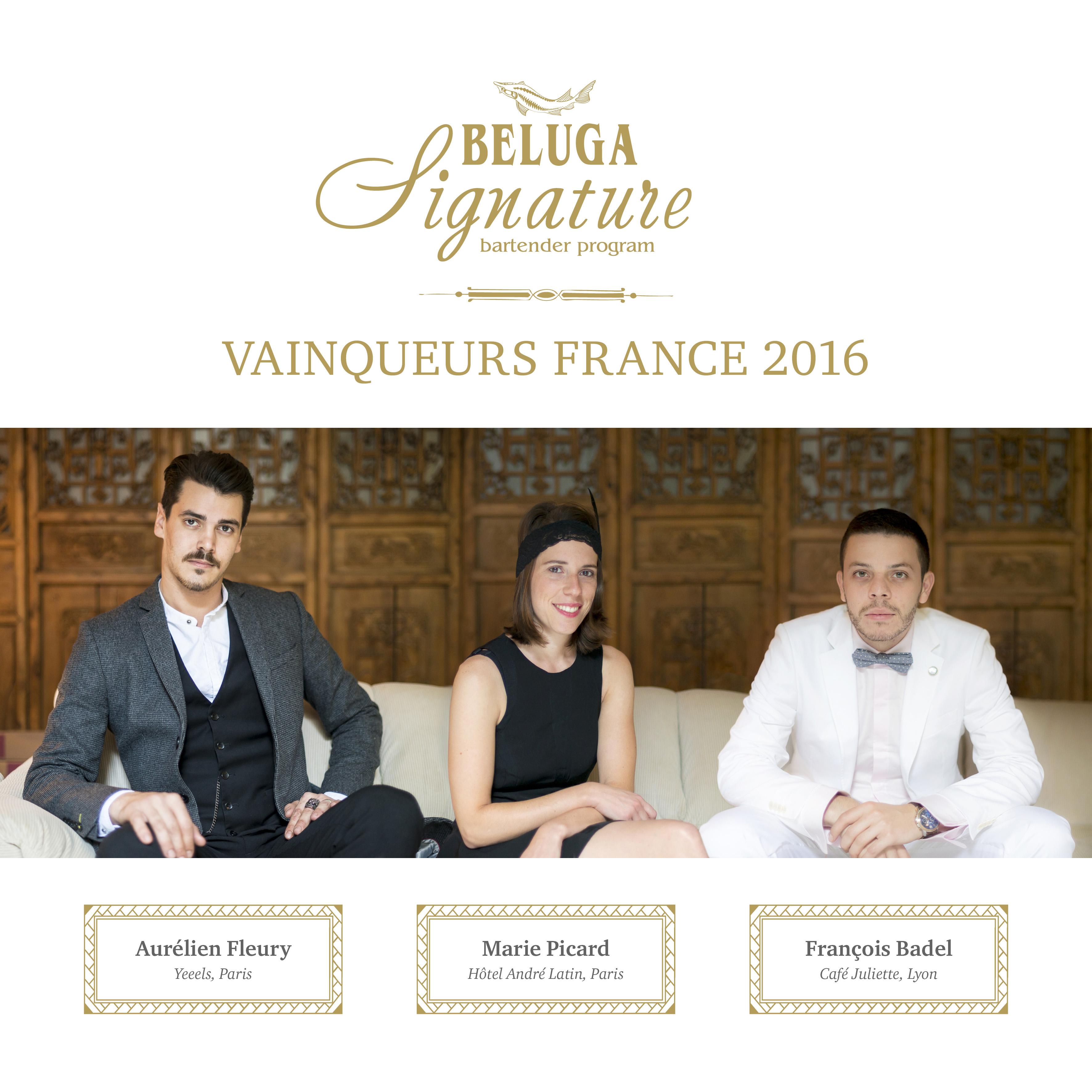Finale France du Beluga Signature 2016 : Les résultats