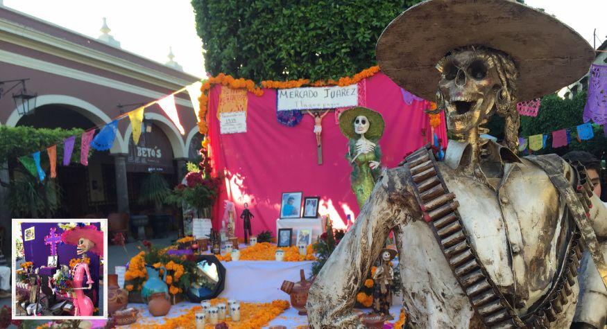 El Día de los Muertos : Toute l'âme de José Cuervo…