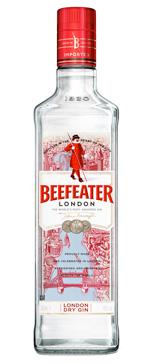 Beefeater apporte un coup de fraîcheur à son package