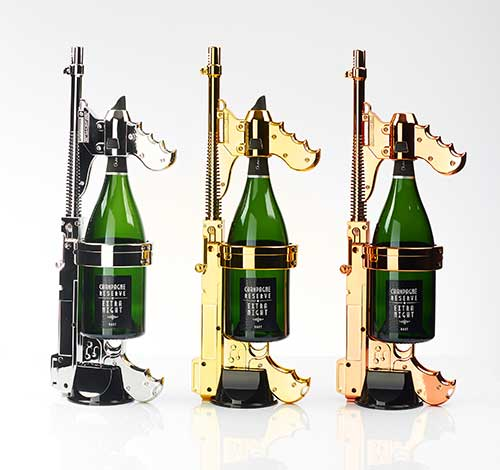 La gamme de base Extra Night Gun