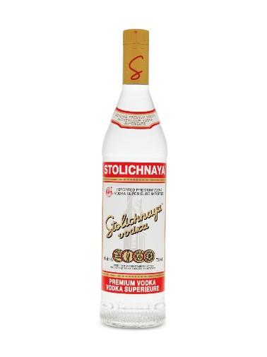 CBH : nouveau distributeur de la vodka ultra premium Stolichnaya