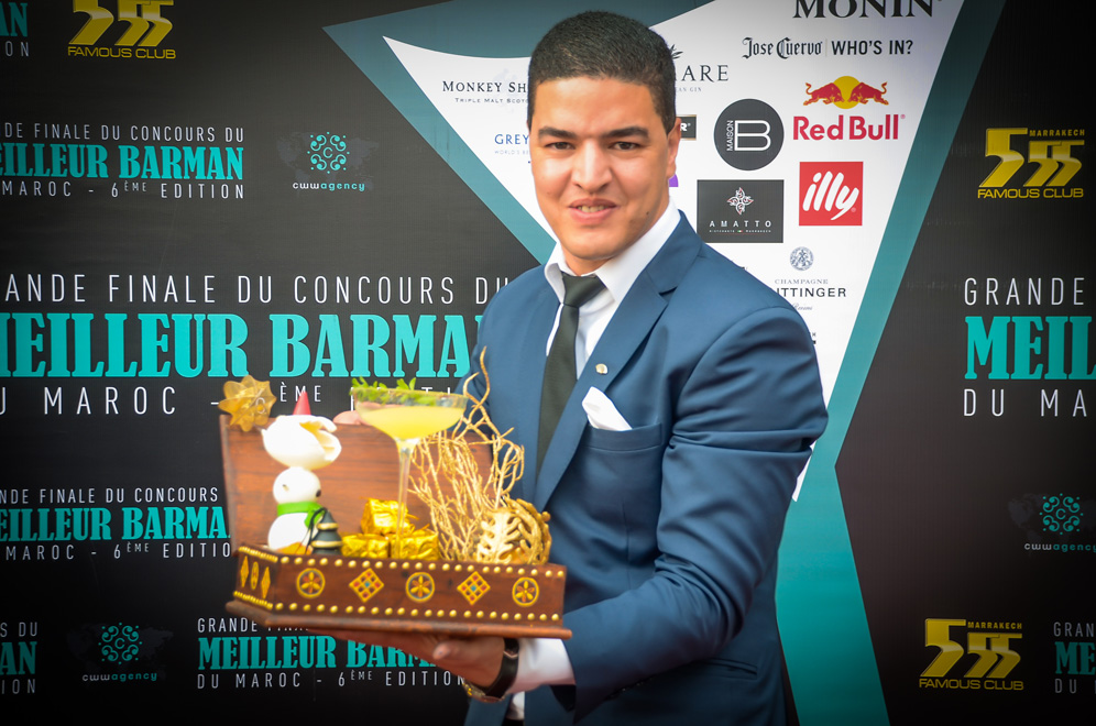 Samir El Layfi (Mandarin Oriental) remporte le 1er prix