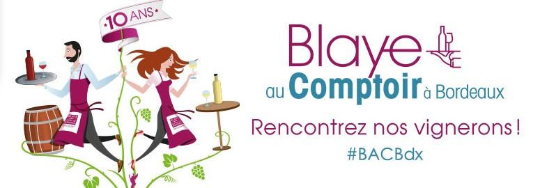 Blaye au Comptoir Bordeaux 2017