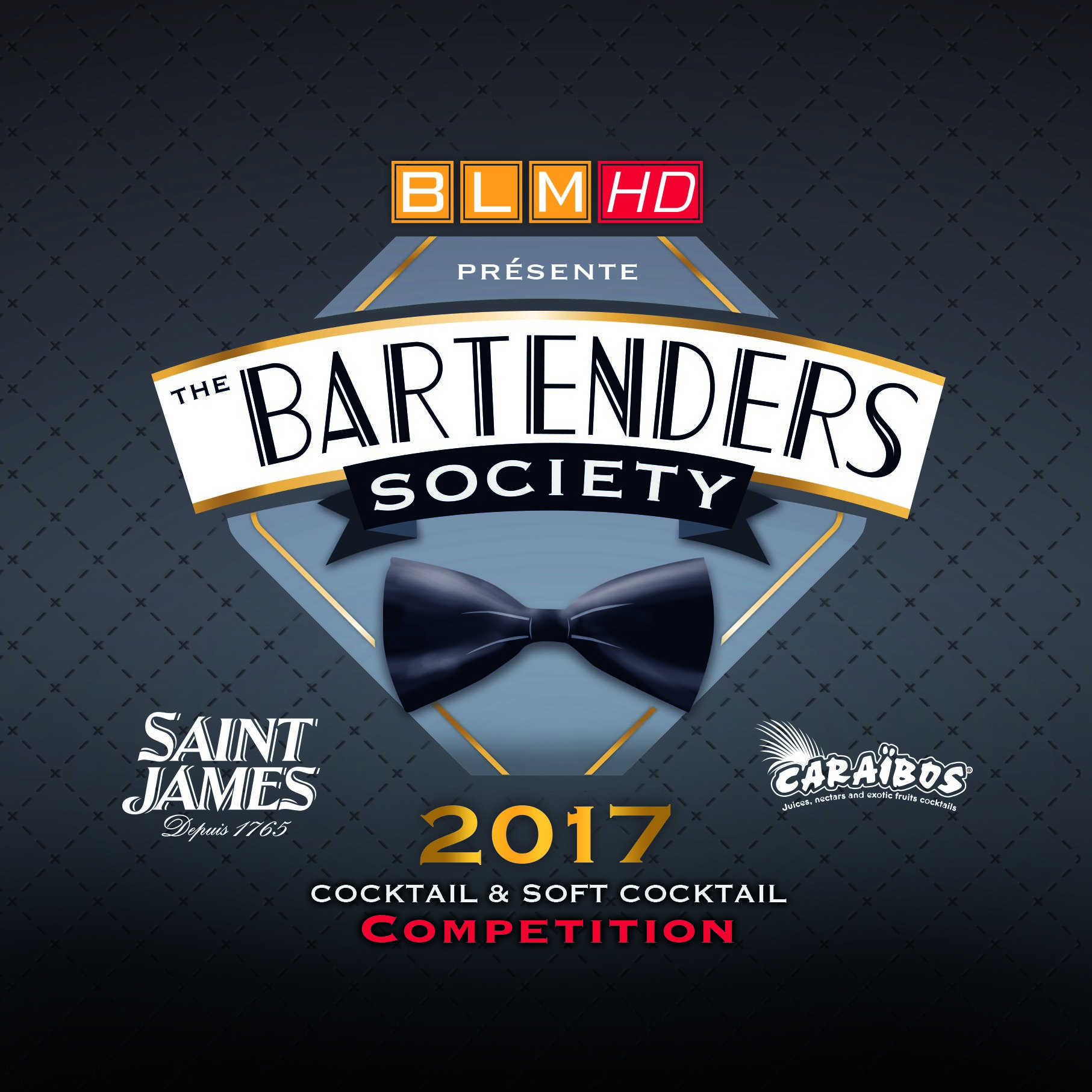 The Bartenders Society 2017 : les inscriptions sont ouvertes