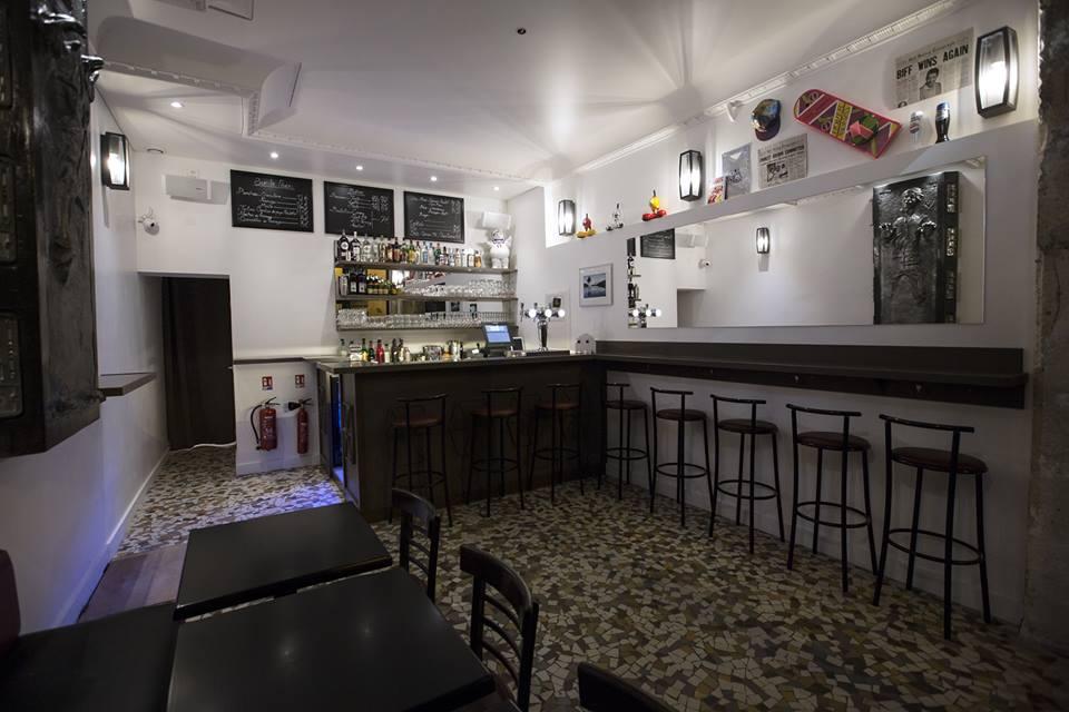 Ouverture du Bauby Bar à Paris