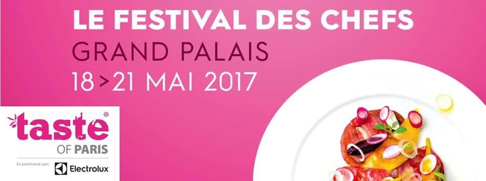 Taste of Paris 2017 au Grand Palais : les bars éphémères