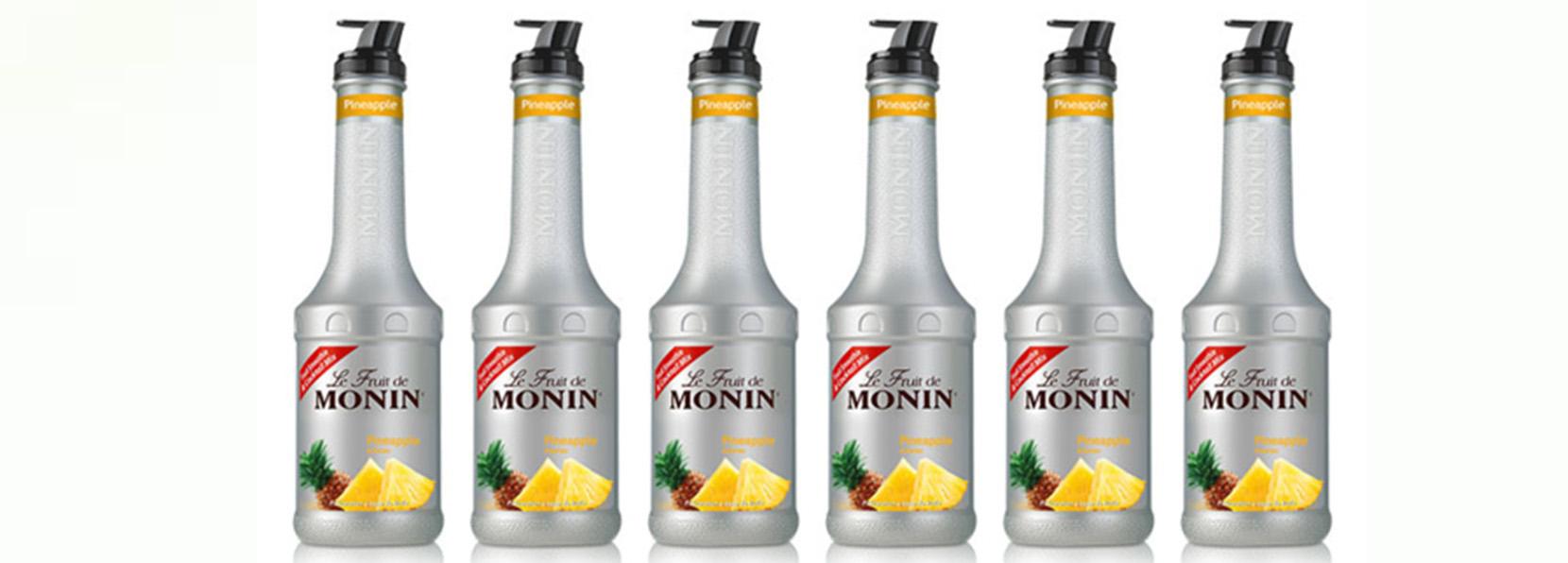 Fruit de MONIN Ananas disponible sur www.moninshopping.com/