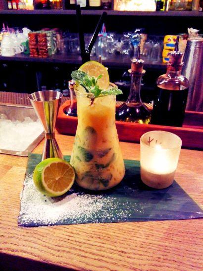 """Cocktail """"La Parfaite Alchimie"""""""