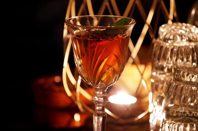 """Cocktail """"La Vie à Deux"""" // © Infosbar.com"""