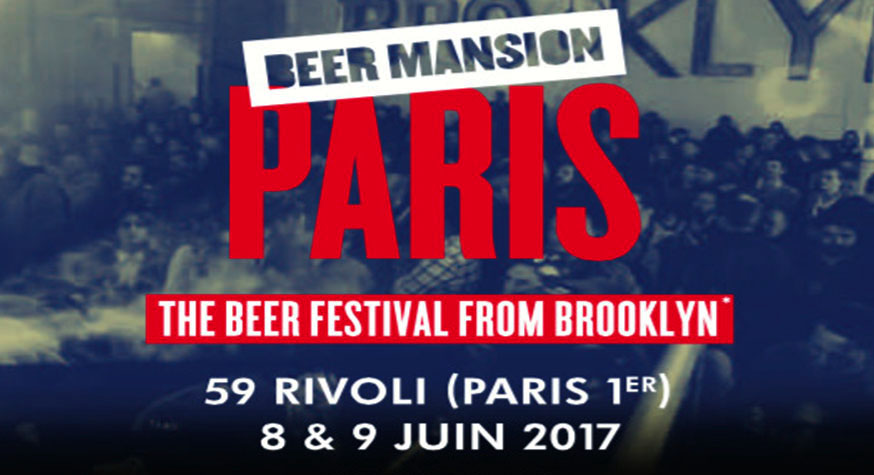 Beer Mansion 2017 à Paris