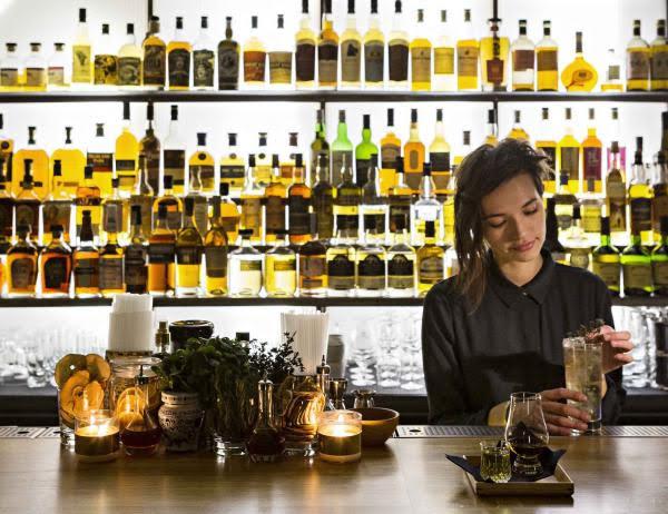 Les Highballs du Golden Promise Whisky Bar