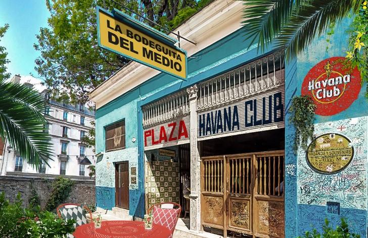Plaza Havana Club au Café A (Paris)