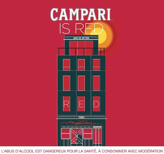 Campari is Red : Acte 1 au Montana