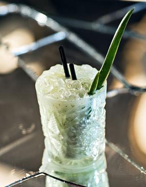 Mocktail Pina Véra  © Philippe Lévy