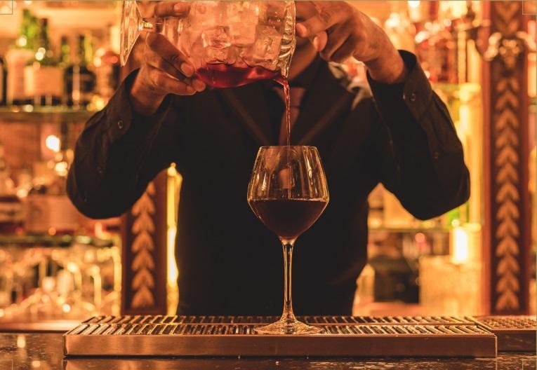 Jonathan Mirval : nouveau Chef Barman du Bar de L'Hotel