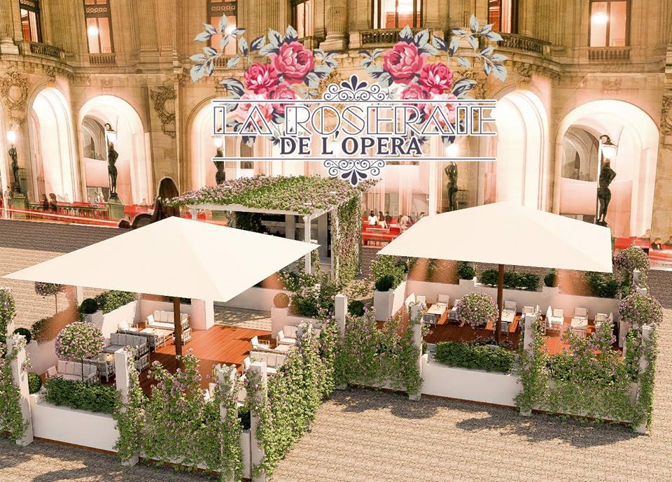 La Roseraie de L'Opéra Restaurant by Cointreau