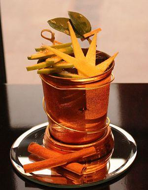 Mocktail Thai Fashioned by Matthias Giroud