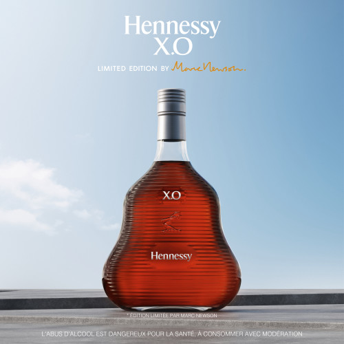HENNESSY X.O édition limitée par Marc Newson