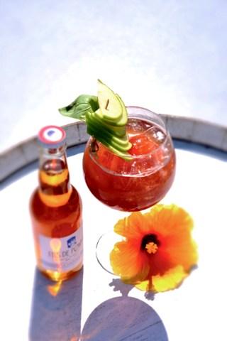Cocktail Pétale Douce